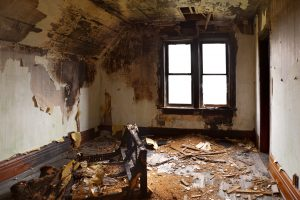 fire damage eau claire, fire damage cleanup eau claire